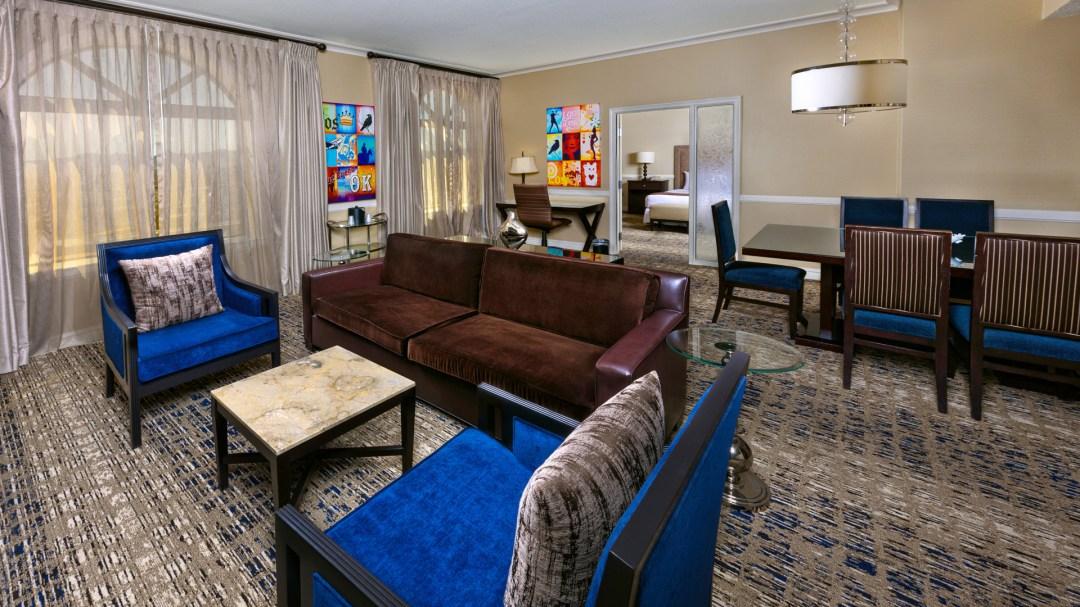 Fiesta Henderson Premium King Room