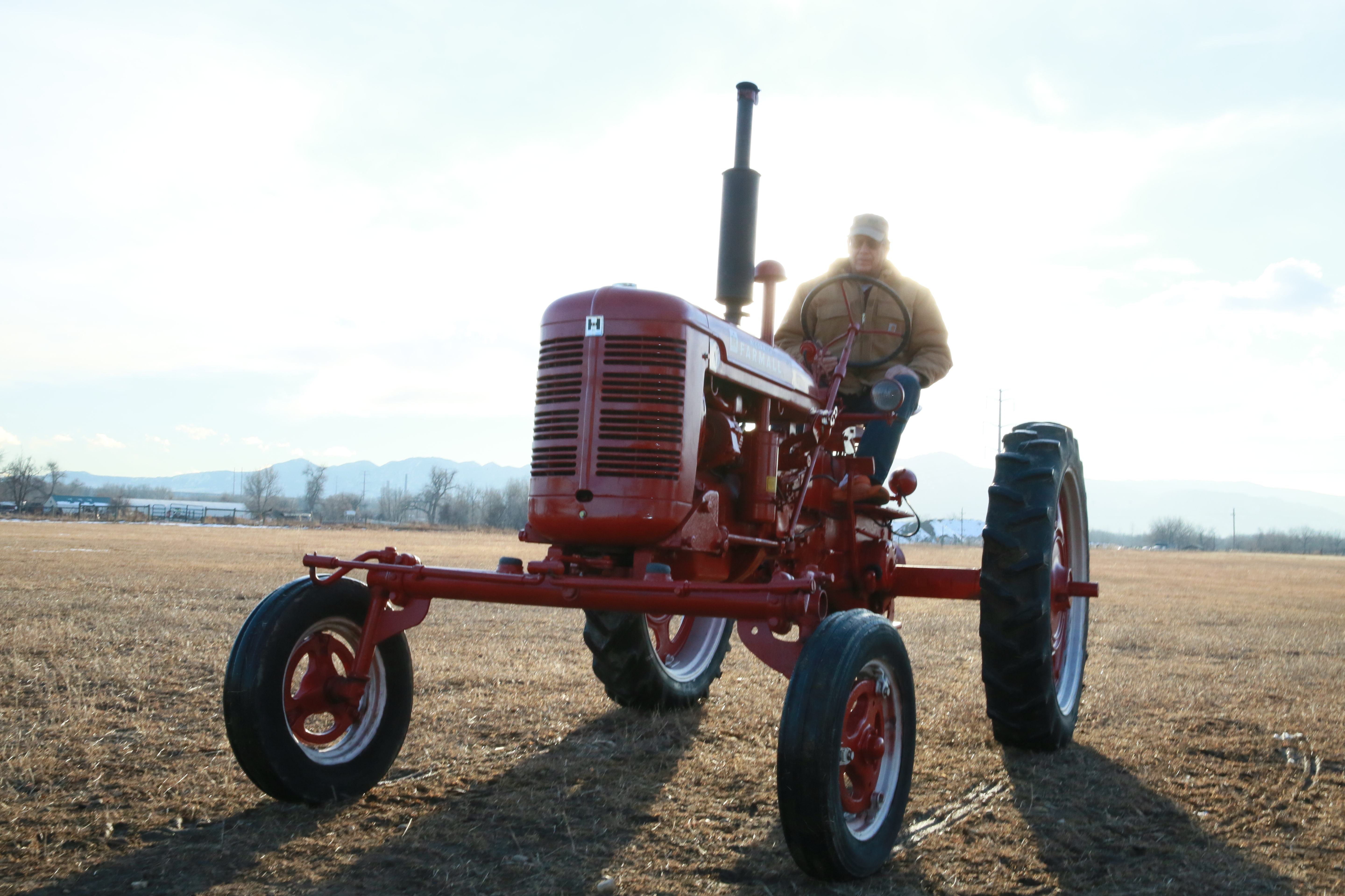 Farmer John has been championing local farming in Boulder County for decades.