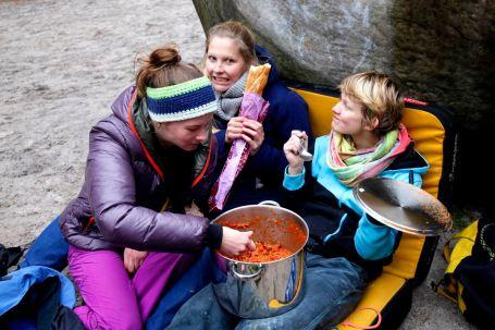 Teamfahrt Fontainbleau 2015 Ostern (7)