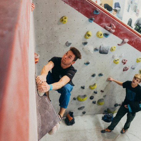 BBB Triple B Regensburg Boulderwelt Athletenteam