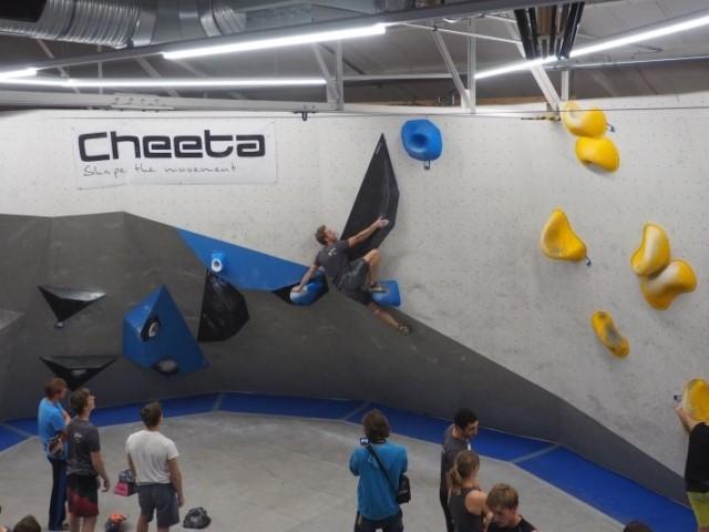 Das Boulderwelt Athletenteam bei der letzten Runde der Soulmoves Süd 10 im E4