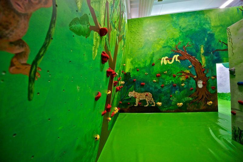 2012_Eröffnung_Boulderwelt_Frankfurt_Kinderwelt