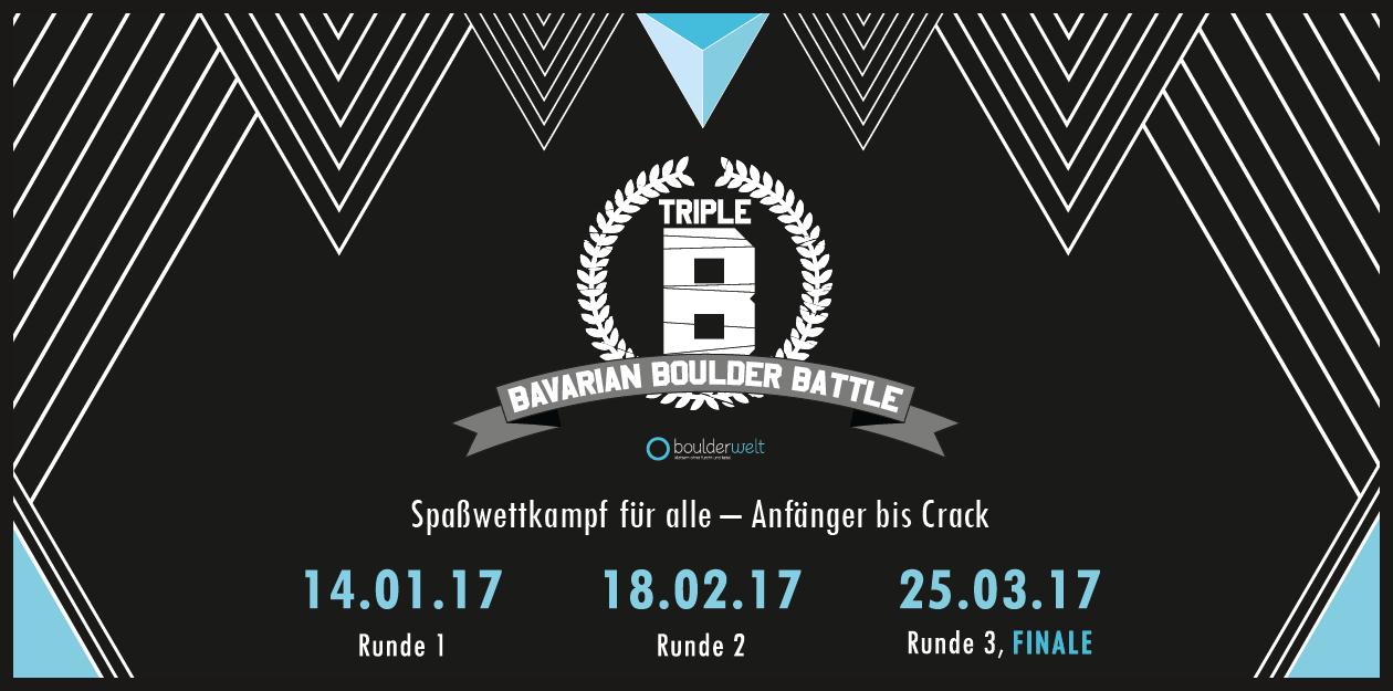 2017_Bavarian_Boulder_Battle_Banner_Spaßwettkampf_Boulderwelt_Regensburg