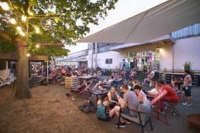 Auszug Eventankündigung Summer Session Boulderwelt Frankfurt