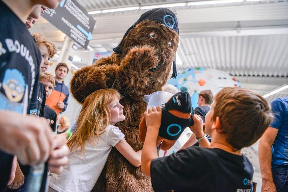 Boulderkids Cup 2019 in der Boulderwelt Frankfurt