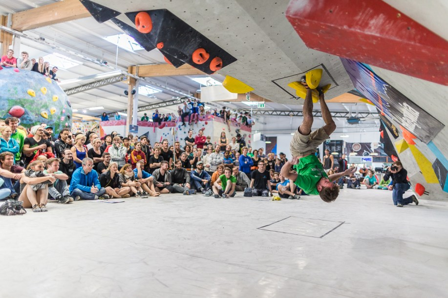 Finale Big Fat Boulder Session 2016
