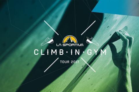 La Sportiva Climb In Gym am 5. April 2017 in der Boulderwelt München Ost / ab 17:30 Uhr