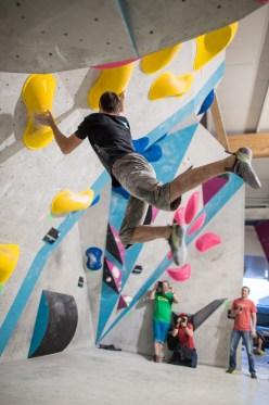 Big Fat Boulder Session BFBS 2017 Boulderwelt München Ost Spaßwettkampf Event Bouldern (62)