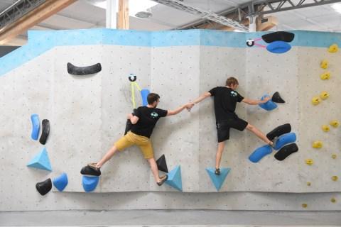 2018 Soulmoves Süd 11.1 Partnerboulder Boulderwelt München Ost