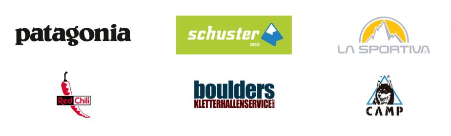 2019 Boulderwelt München Ost Sponsoren