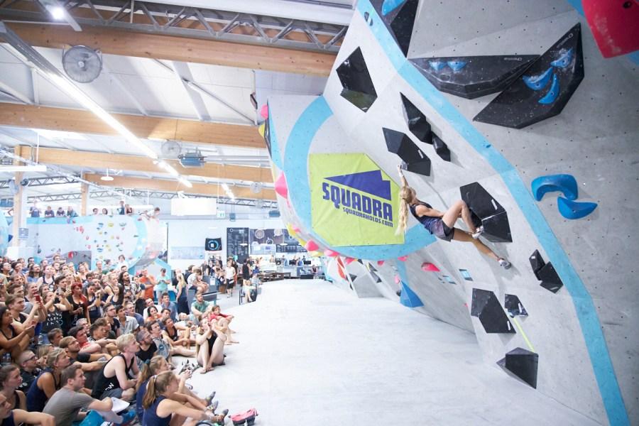 2019 Big Fat Boulder Session Boulderwelt München Ost