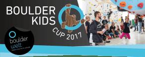 Interner Boulderkids Cup am 8. Juli in der Boulderwelt München West