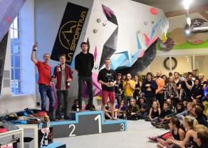 Erfolgreiche Premiere von Soulmoves Süd in der Boulderwelt München West am 19.10.2019.
