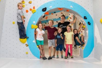 Kinderwelt Boulderkids Gruppe Kurs Ferien