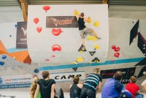 Bavarian Boulder Battle 2017 // Eindrücke aus Runde 2