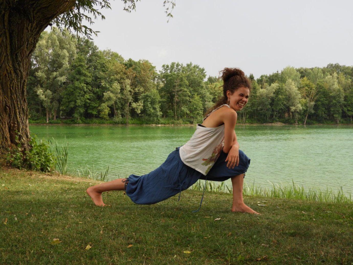 Yogalehrerin_Portrait_Marie