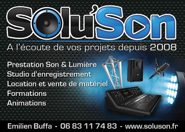 SOLU'SON Logo