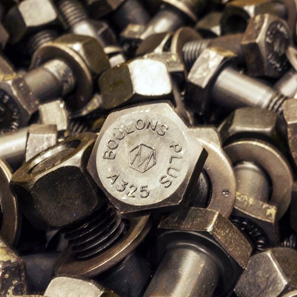 N/A Bolts BP Headmarks