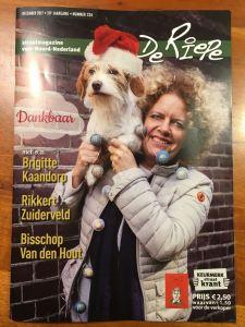 Straatmagazine Nord-Nederland De Riepe dec 2017