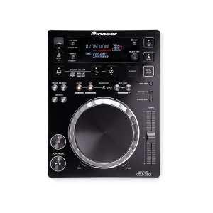 Pioneer DJ CDJ-350 Rekordbox-Ready Digital Deck (Black)