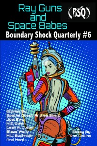 Book Cover: Ray Guns and Space Babes