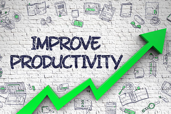 bound by marketing increase productivity