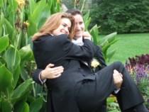 Mindy and Ligeia's Wedding
