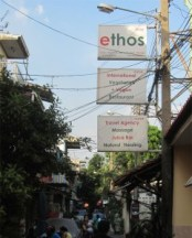 Ethos Restaurant in Bangkok, Thailand