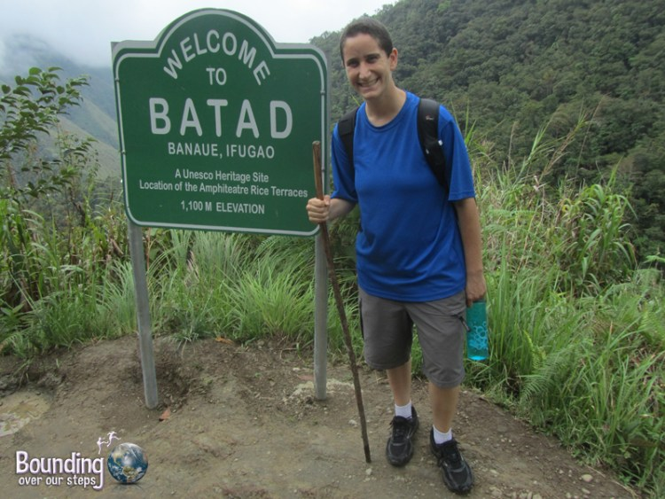 Welcome to Batad