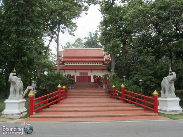Sala Dham at Chiang Mai University