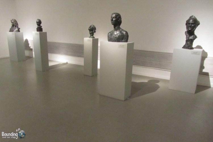 Rodin Sculptures in the Tel Aviv Museum of Art
