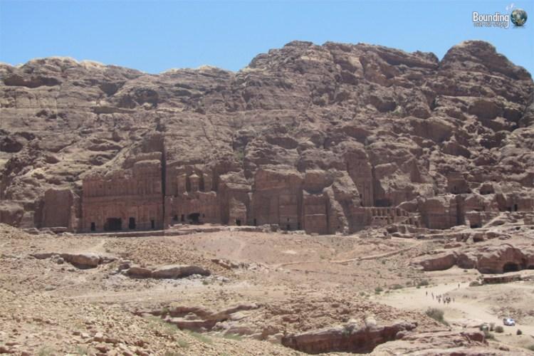 Street of Facades at Petra