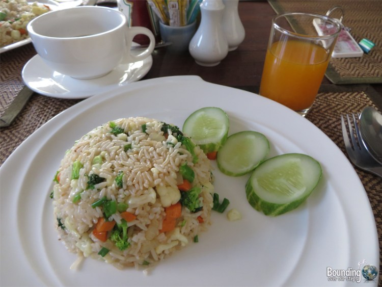 Come Chiang Ma Boutique Lanna Hotel - Breakfast