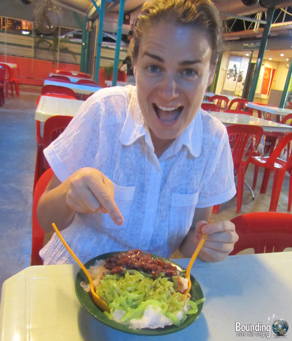 Things We Love About Traveling - Finding Vegan Food