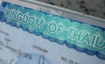 Visas of Thailand