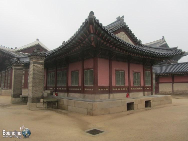 Tour to Gyeongbok Palace - Incheon Airport Seoul