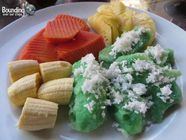 Adinda Homestay - Ubud, Bali - Breakfast