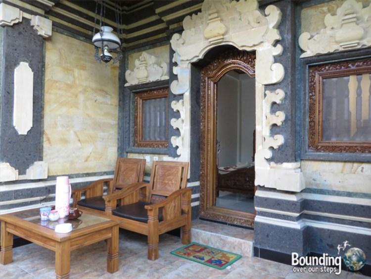 Adinda Homestay - Ubud, Bali - Terrace