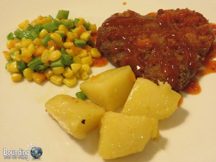 Loving Hut - Jakarta, Indonesia - Steak