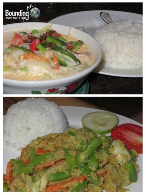 Vegan in Indonesia - Sasak Food