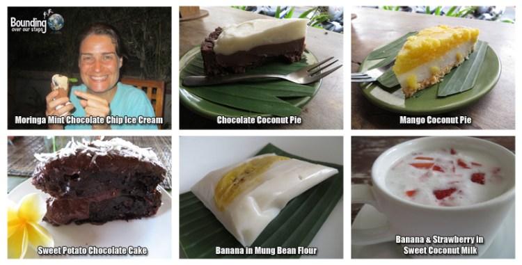 Vegan in Indonesia - Vegan Desserts in Ubud