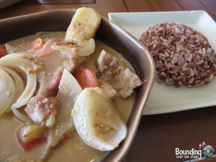 Vegetarian Cooking Class - Anchan Restaurant - Massaman Curry
