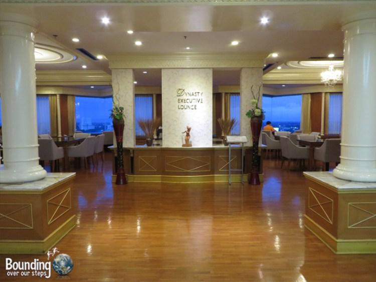 Centara Duangtawan - Dynasty Executive Lounge