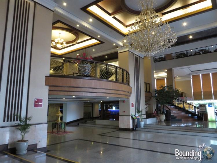 Centara Duangtawan - Lobby