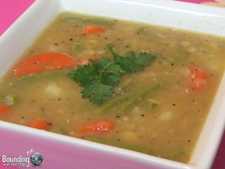 Magical Garden Cafe - Chiang Mai - Vegetable Stew
