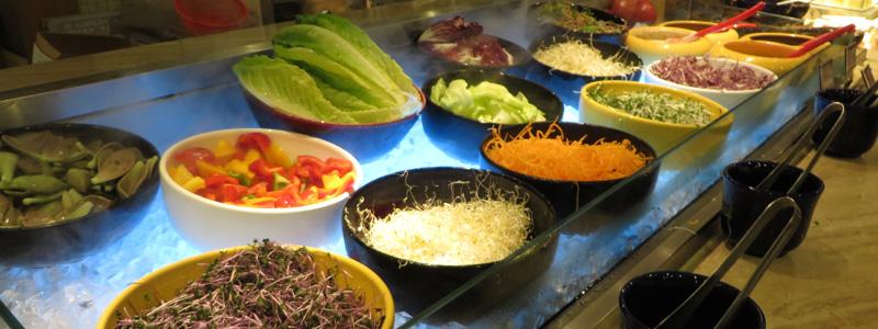 Evergreen Vegetarian Restaurant - Taipei