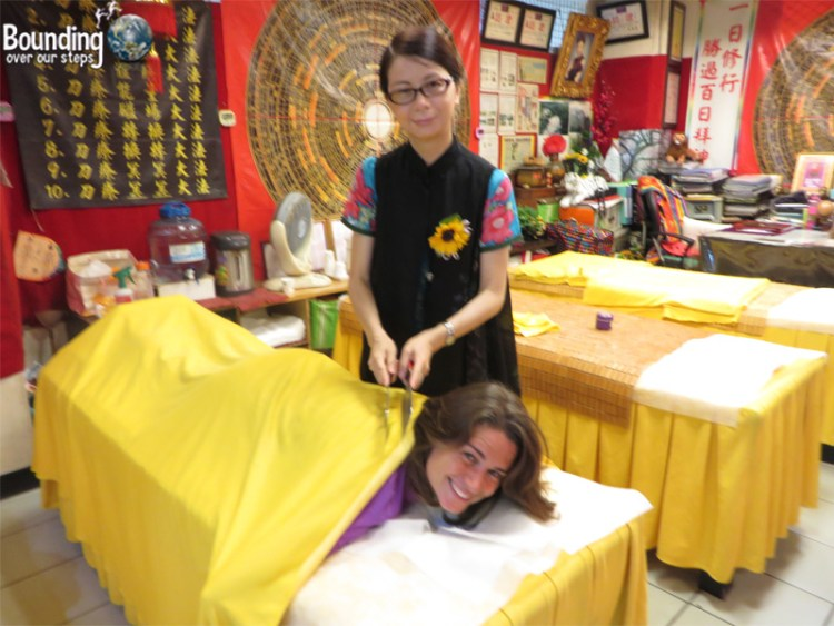 Knife Massage Taipei - Ligeia