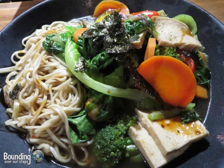 Vege Creek - Noodle Dish