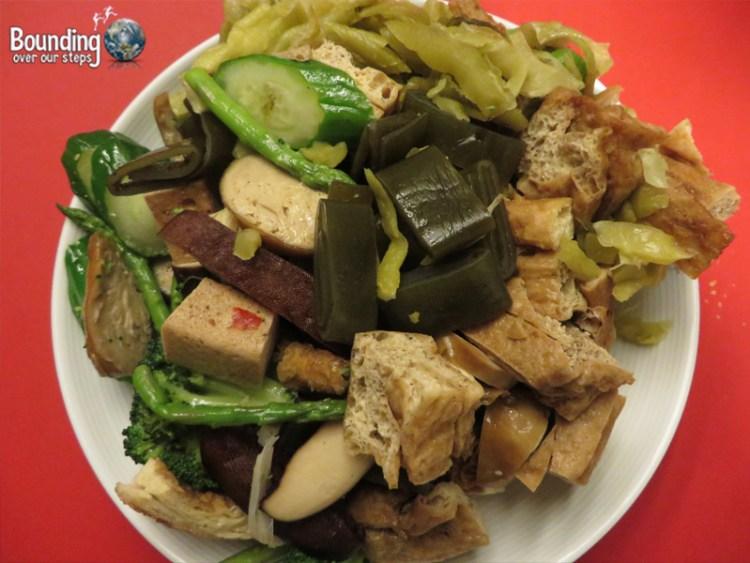 Taipei is a Great City - Vegan Food