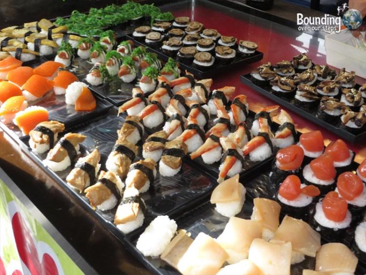 Phuket Vegetarian Festival - Sushi